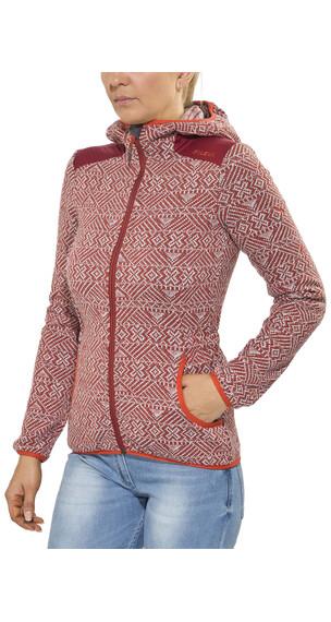 Salewa Lifi 2 - Veste Femme - rouge